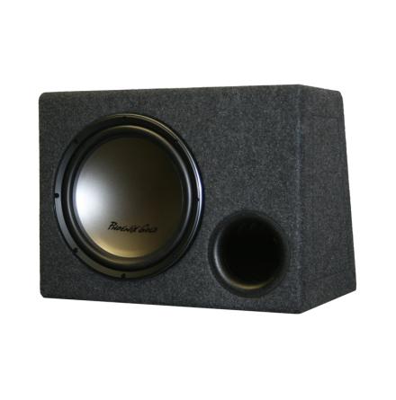 Enkel låda med Z110 4 Ohm perfekt till Z1502