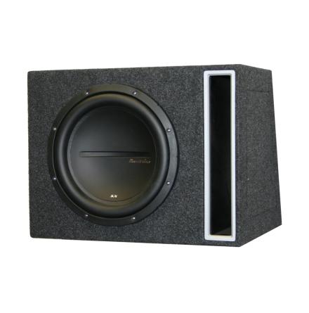Enkel låda med SX12d2 kopplas till 1 Ohm perfekt till SX6001