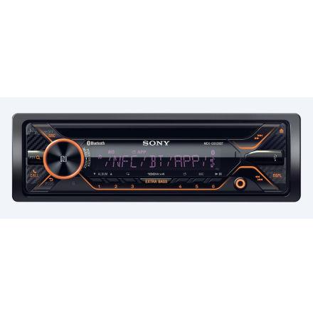 Utgått, SONY Blåtands CD med USB&AUX 4x100W