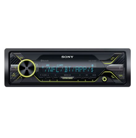 Kampanj! SONY Made for iPod CD-less unit BT/ USB/ AUX