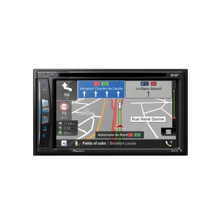 Pioneer 2DIN Navigation/ BT