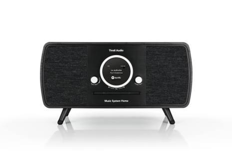 Music System Home ART - Svart/Svart