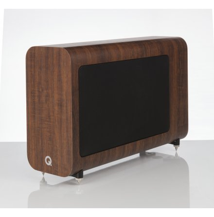 Q 3060S SUBWOOFER WALNUT