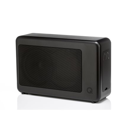 Q 7060S SUBWOOFER BLACK Mini