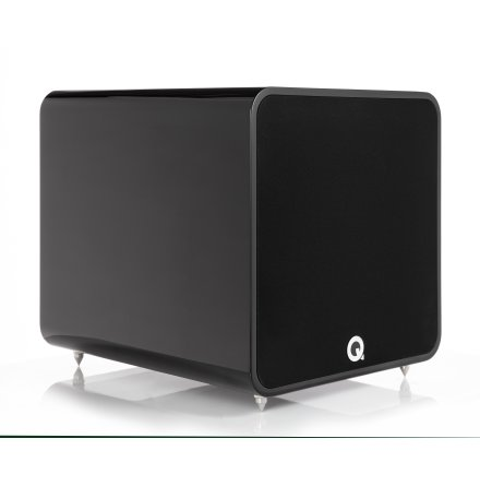 Q B12 SUBWOOFER GLOSS BLACK