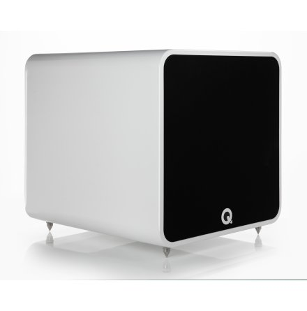 Q B12 SUBWOOFER GLOSS WHITE