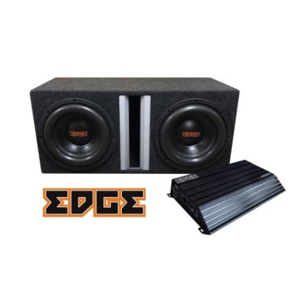 """Edge EDB-X baspaket 2x12"""" och EDA1800.1"""