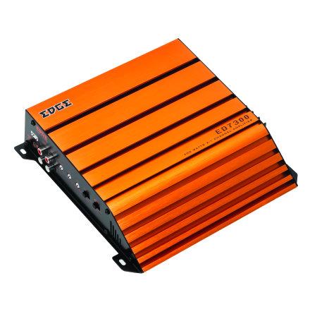 Kampanj! EDGE Amplifier, 2 channel, Class AB, 2 x 50w@ 4 ohm