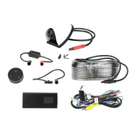 Universal side mount camera