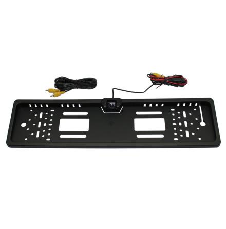 Number Plate Camera Frame Replace your OEM number plateframe