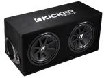 Kampanj! KICKER Dual-Bassreflex-Box DC122