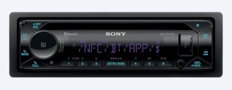 SONY Blåtands CD med USB AUX Mic
