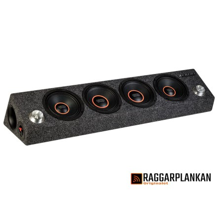 EDGE Xtreme series speakers enclosure - Raggarplanka