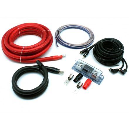 Kampanj! 50mm2 OFC-Hybrid Professional Amp Kit