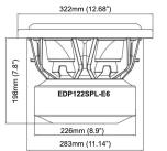 "Kampanj! Edge EDP-SPL baspaket 2x12"" + Stetsom EX3000.2"