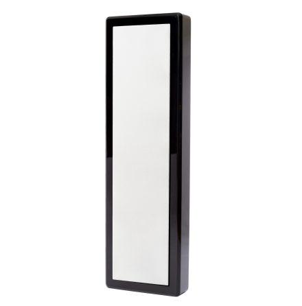 M-Two, wall speaker, Black piano, pair