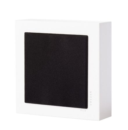 Flatbox MINI-V3 wall speaker white, pair