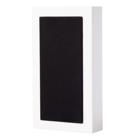 Flatbox MIDI V2, wall speaker white, pair