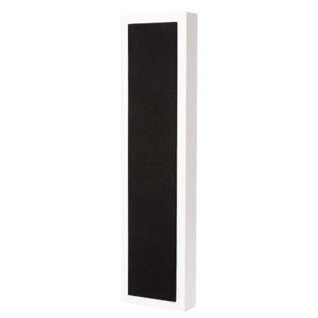 Flatbox XXL wall speaker, white, pair
