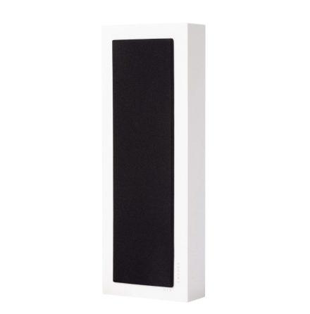 Flatbox Slim Large-V2, wall speaker, White, pair