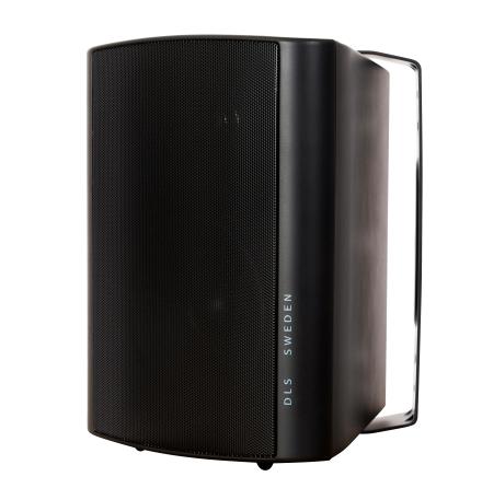 MB6i, 2-way speaker box on bracket(CN),Black,pair