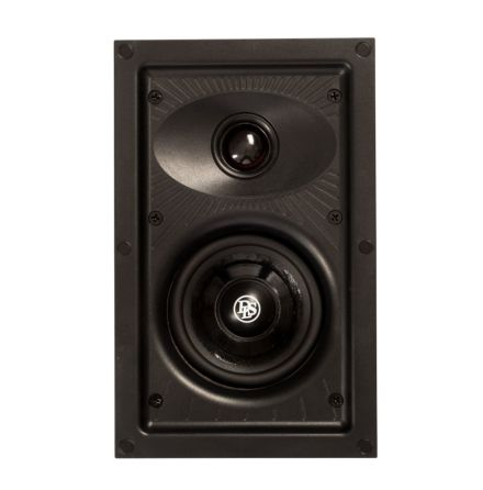 IW 2.4 In-wall. 4 inch +1 inch magnet frame, pair