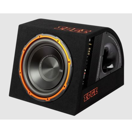 "Kampanj! EDGE Enclosure, 12"" Active Subwoofer, 300W RMS"