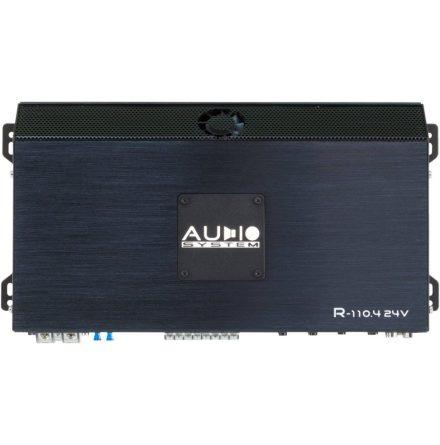 Audio System R-110.4 24V slutsteg